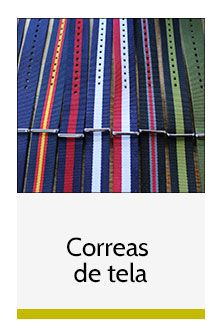 Correas de tela